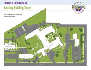 Cassellholme Existing Phase