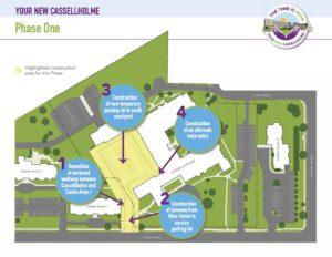 Cassellholme Phase 1